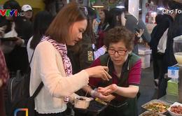 Đặc sắc chợ truyền thống tại Hàn Quốc