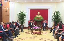 Đẩy mạnh hợp tác phát triển kinh tế Việt Nam - IFC