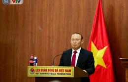 HLV Park Hang Seo tự tin cầu thủ Việt Nam đủ sức cạnh tranh ở đấu trường quốc tế