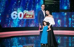 """Công chúa nhà Đoan Trang náo loạn hậu trường """"60 phút rực rỡ"""""""