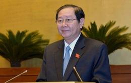 Hôm nay (7/11), Bộ trưởng Bộ Nội vụ Lê Vĩnh Tân trả lời chất vấn