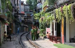 Xem xét kiến nghị của cư dân phố cà phê đường tàu ở Hà Nội