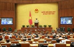 Toàn cảnh phiên chất vấn Bộ trưởng Bộ Công Thương Trần Tuấn Anh và Bộ trưởng Bộ Nội vụ Lê Vĩnh Tân