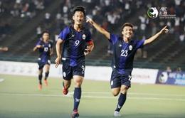 U19 Thái Lan 1-2 U19 Campuchia: Thất bại bất ngờ!