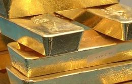 Giá vàng trong nước giảm 340.000 đồng/lượng