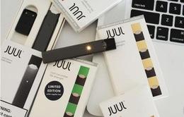 Juul sẽ ngừng bán thuốc lá điện tử có hương vị bạc hà