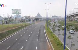Thông xe hầm chui nút giao Đại học Quốc gia TP.HCM