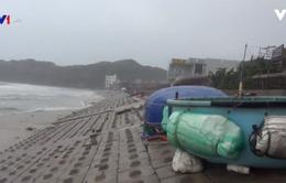 Các địa phương chủ động ứng phó với bão số 6