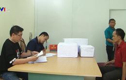 Điện Biên: Bắt 2 đối tượng vận chuyển 220 bánh heroin