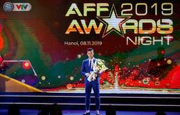 AFF Awards 2019: ĐT Việt Nam được trao giải thưởng Đội tuyển của năm