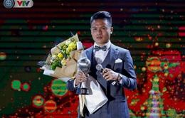 AFF Awards 2019: Nguyễn Quang Hải chiến thắng giải thưởng Cầu thủ của năm