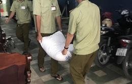 An Giang thu giữ trên 28 tấn đường nhập lậu trong vòng 2 tháng