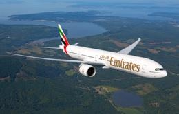 Lợi nhuận của hãng hàng không Emirates Airline tăng mạnh