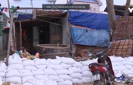 Người dân vùng ven biển  Nam Trung bộ ứng phó bão số 6