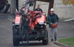 Nổ hầm mỏ tại Đức