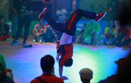 """SEA Games 30: Bùng nổ năng lượng với """"làn gió mới"""" Breakdance"""