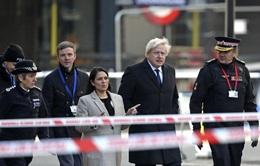 Anh kêu gọi siết chặt hình phạt đối với tội phạm khủng bố