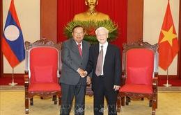 Lãnh đạo Đảng và Nhà nước gửi điện mừng Quốc khánh Lào
