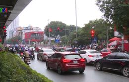 Ùn tắc giao thông tại nhiều nút giao do đèn tín hiệu chưa hợp lý
