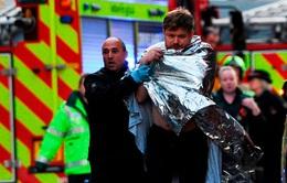 Những anh hùng thường dân bao vây hạ tên khủng bố tại Anh