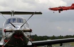 Mỹ: Rơi máy bay tại Nam Dakota, 9 người thiệt mạng