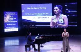 Khai mạc Cuộc thi Âm nhạc Mùa Thu 2019: Đêm nhạc cổ điển đầy cảm xúc
