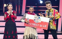 Hóa thân nghệ sĩ Ấn Độ, Mia tiếp tục giành chiến thắng nhất tuần Gương mặt thân quen