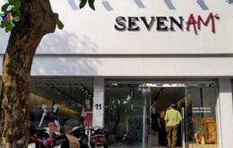 Seven.Am bị phạt 170 triệu đồng vì sửa chữa nhãn mác