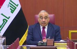 Thủ tướng Iraq tuyên bố về việc từ chức