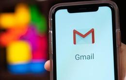 """Chú ý: Gmail cho người dùng gửi """"email trong email""""!"""
