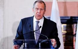 Ngoại trưởng Nga thăm Mỹ