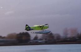 Thử nghiệm máy bay chạy bằng điện đầu tiên trên thế giới