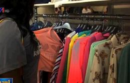 Hàng đã qua sử dụng được ưa chuộng trong mùa mua sắm cuối năm tại Mỹ