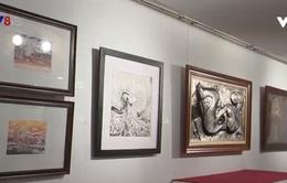 Triển lãm mỹ thuật Đà Nẵng và trao thưởng tác phẩm xuất sắc