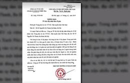Gian lận xét nghiệm tại Bệnh viện Xanh Pôn: Công an TP Hà Nội vào cuộc điều tra