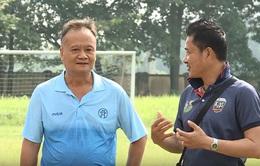 Cầu thủ nhí 2019 được gặp huấn luyện viên từng chỉ dạy cho Quang Hải