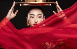 Hoa hậu Lương Thùy Linh mang điệu múa mâm đến Miss World 2019