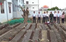 Khánh Hòa tiêu hủy tang vật khai thác thủy sản trái phép