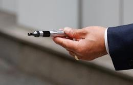 Hàn Quốc công bố hoạt chất nghi gây tổn thương phổi trong thuốc lá điện tử
