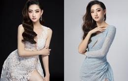 Hé lộ đầm dạ hội của Lương Thùy Linh trước giờ G chung kết Miss World 2019