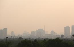 Chất lượng không khí tại Hà Nội tiếp tục ở mức nguy hại