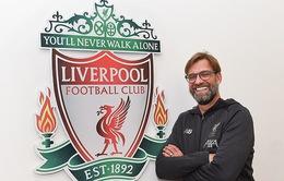 Liverpool gia hạn hợp đồng với HLV Jurgen Klopp