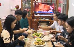 Chương trình ở nhà dân cho sinh viên Lào
