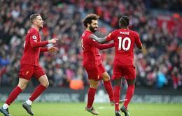 Liverpool có thể nối gót Arsenal lập kỷ lục bất bại khi đăng quang