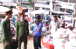 Quảng Ngãi: Bảo đảm an ninh trật tự và an toàn giao thông dịp Tết