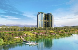 Sở Xây dựng Phú Thọ phê duyệt quy hoạch 1/500 dự án căn hộ khoáng nóng Wyndham Thanh Thủy