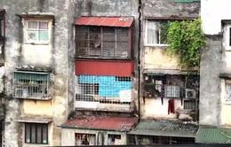 Vắt óc tìm câu trả lời cho bài toán cải tạo chung cư cũ tại Hà Nội