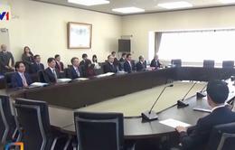 Đàm phán thương mại cấp cao Nhật Bản - Hàn Quốc