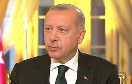 Thổ Nhĩ Kỳ dọa đóng cửa 2 căn cứ quân sự Mỹ