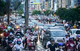 """Hà Nội xóa bỏ 10 """"điểm đen"""" ùn tắc giao thông"""